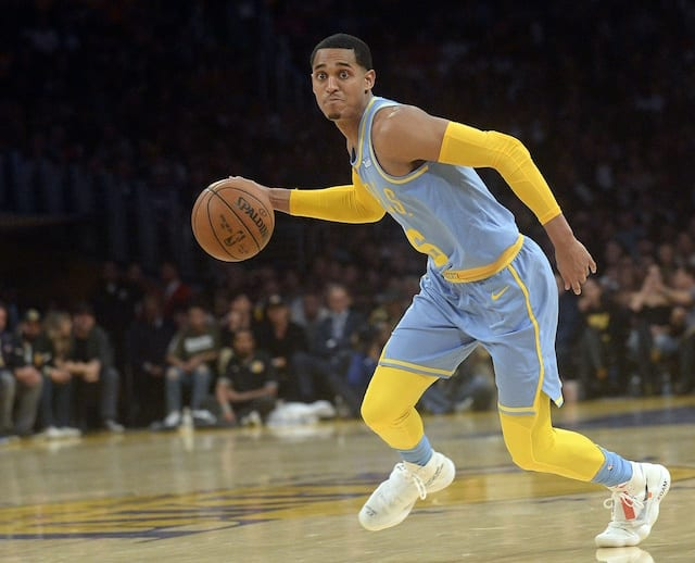 Lakers News: Jordan Clarkson Says Team Needs To 'just Keep Shooting'