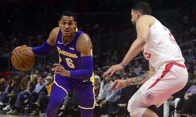 Lakers News: Jordan Clarkson Calls Sitting Down The Stretch