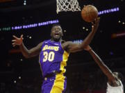 Julius Randle, Lakers, Clippers