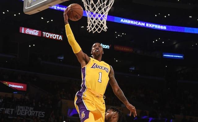 Lakers News: Luke Walton Calls Kentavious Caldwell-pope A 'hard-nosed Player'