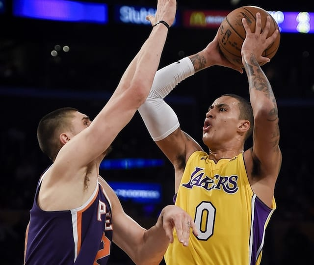 Lakers News: Luke Walton Calls Kyle Kuzma 'a Matchup Nightmare'