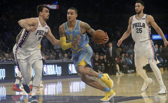 Lakers News: Kyle Kuzma To Lean On Confidence And Experience Gained In Return To Bench