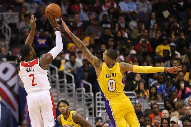 Lakers News: Kyle Kuzma Anticipates Improving Defense As Next Step Of Development