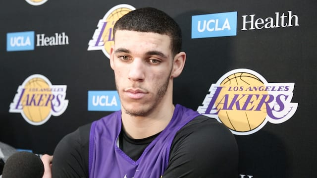 Lakers Practice Notes & Video: Sights Still Set On Nba Playoffs
