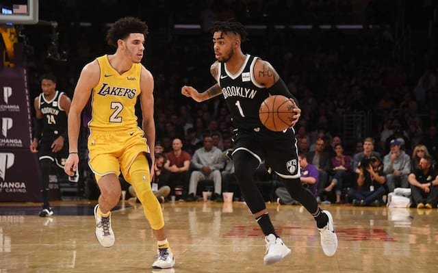 Lakers Recap: Brook Lopez Steals The Show Against Former Team In D'angelo Russell's Return To L.a.