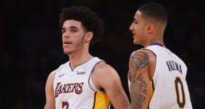 Lonzo Ball, Kyle Kuzma, Lakers
