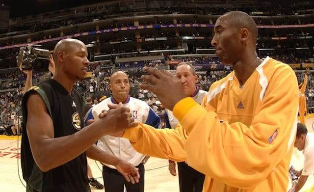 This Day In Lakers History: Kobe Bryant Goes On Scoring Flurry In Comeback Win Against Supersonics