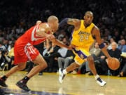 Kobe Bryant Shane Battier Lakers Rockets