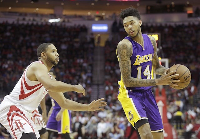 3113e367df23 Lakers Vs. Rockets Preview  TV Info