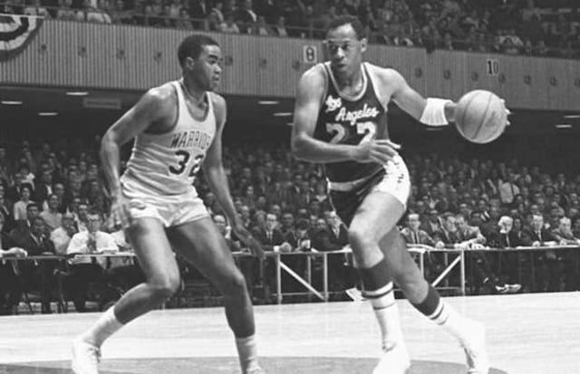 Elgin Baylor, Los Angeles Lakers