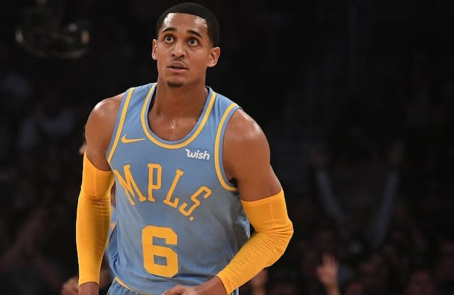 Jordan Clarkson Lakers