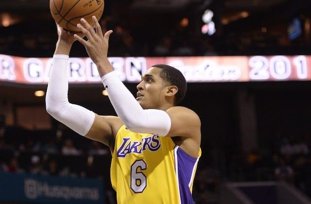 bd19cbc73539 NBA Trade Rumors  Lakers Confident They Can Trade Jordan Clarkson ...