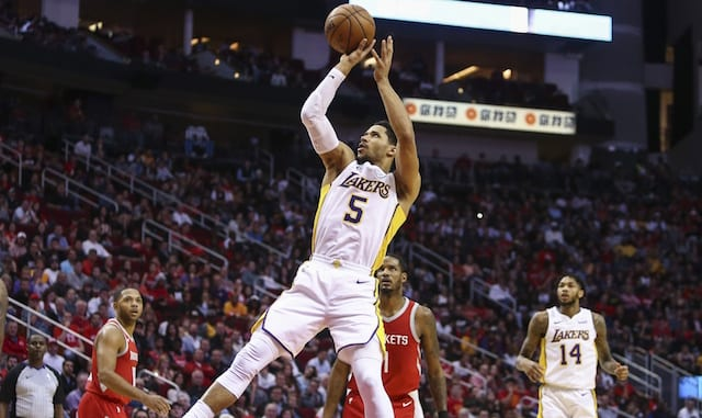 Josh Hart, Brandon Ingram Lakers