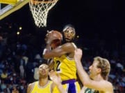 James Worthy, Los Angeles Lakers