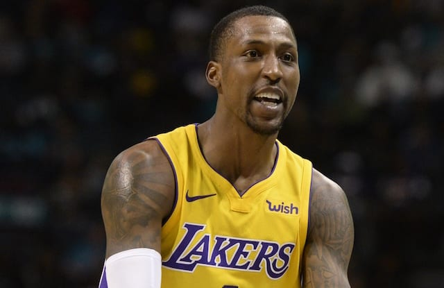 Kentavious Caldwell-Pope, Lakers