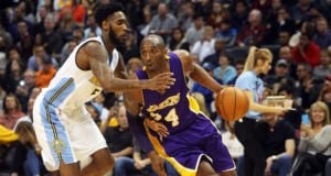 Kobe Bryant, Los Angeles Lakers, Kobe, Nuggets