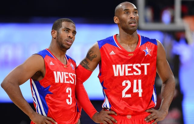 Kobe Bryant, Chris Paul, Lakers
