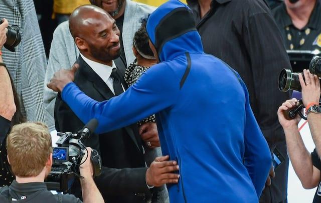Kobe Bryant, Kevin Durant, Lakers