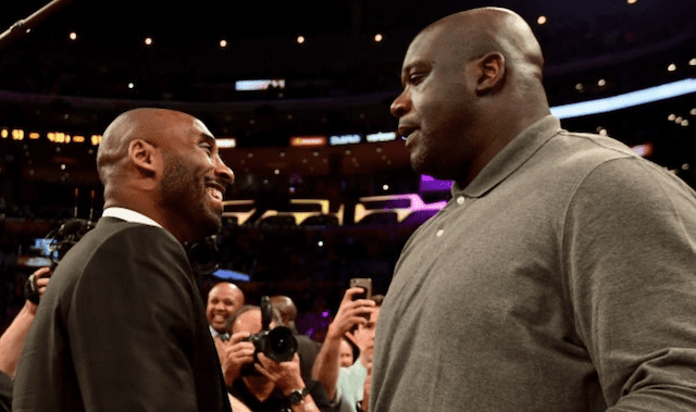 Shaquille O'Neal Says Kobe Is Making An NBA Comeback