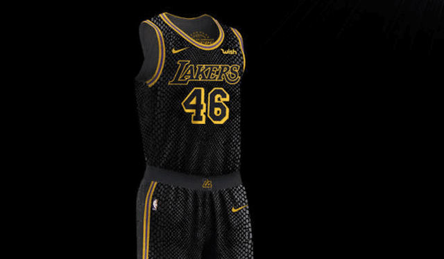 3df8fb17c01 Kobe Bryant Describes Process Of Creating Nike Lakers 'City' Jerseys ...