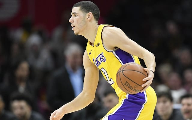 Lakers Rumors: Rajon Rondo to start over Lonzo Ball at point guard