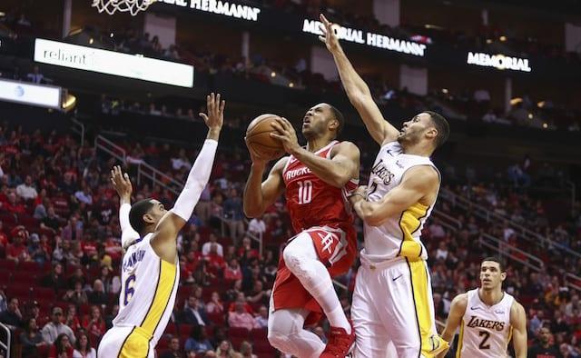 c2949484d64 NBA Trade Rumors: Lakers Including Larry Nance Jr. In Talks For Jordan  Clarkson