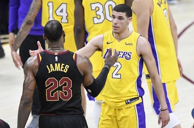 f7446f07b Lakers News  LeBron James