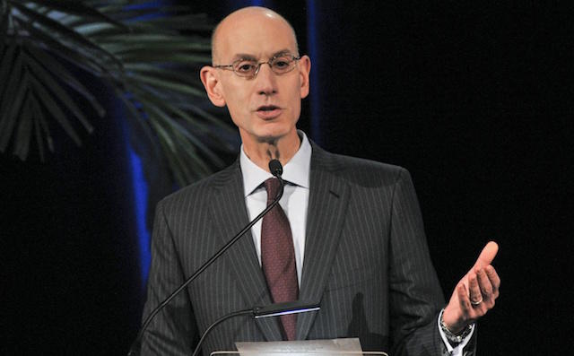 Adam Silver, NBA, Lakers