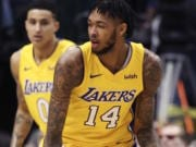 Brandon Ingram, Lakers, Kyle Kuzma