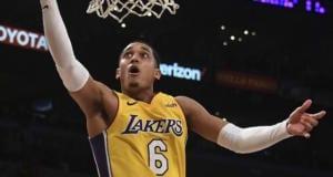 Jordan Clarkson, Los Angeles Lakers