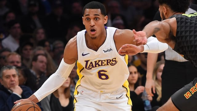 8491fd7a8a3 Lakers Trade Rumors: Jordan Clarkson Considered More Appealing Option Than Larry  Nance Jr. And Julius Randle