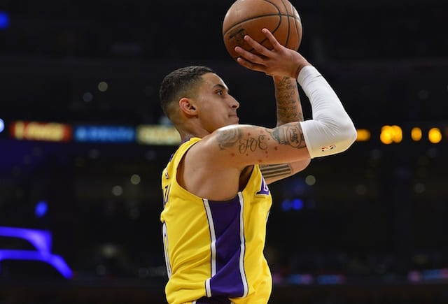 Los Angeles Lakers, Kyle Kuzma
