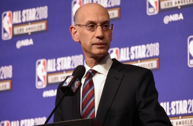 Adam Silver, NBA