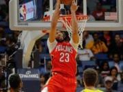 Anthony Davis, Lakers, Pelicans