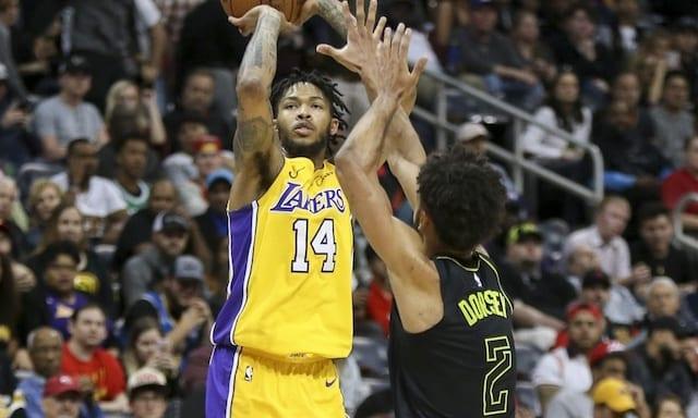 1ff096e96a5 Lakers News: Brandon Ingram Joins Rare Group That Includes Kobe ...