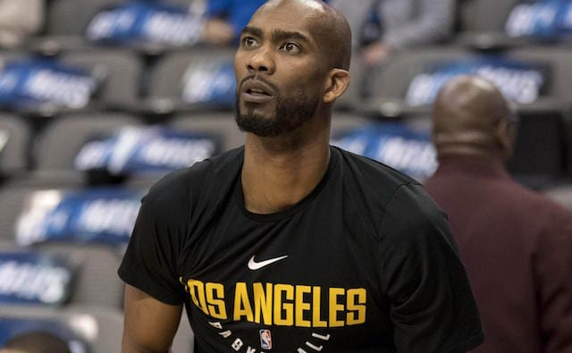 Corey Brewer, Lakers