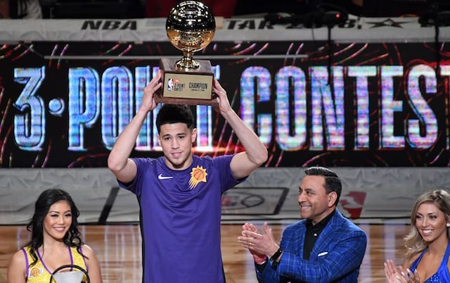 Devin Booker, All-Star Saturday Night