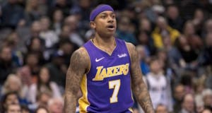 Isaiah Thomas, Los Angeles Lakers