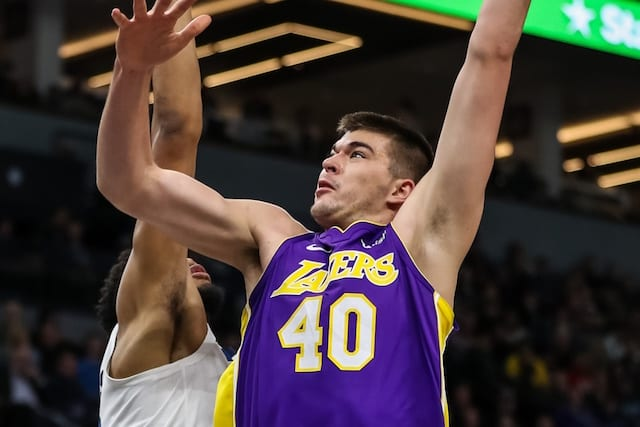 131721fffd97 Lakers Rumors  Ivica Zubac s Contract Becomes Fully Guaranteed For 2018-19  NBA Season