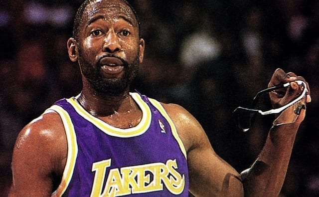 Los Angeles Lakers, James Worthy