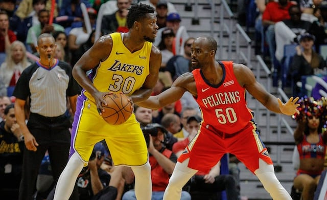 f95d482d2 NBA Free Agent Rumors  Julius Randle Agrees To Contract With Pelicans