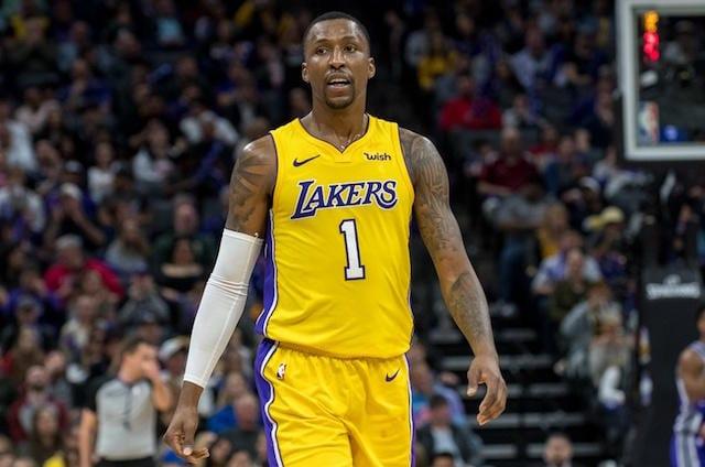 Kentavious Caldwell-Pope, Lakers