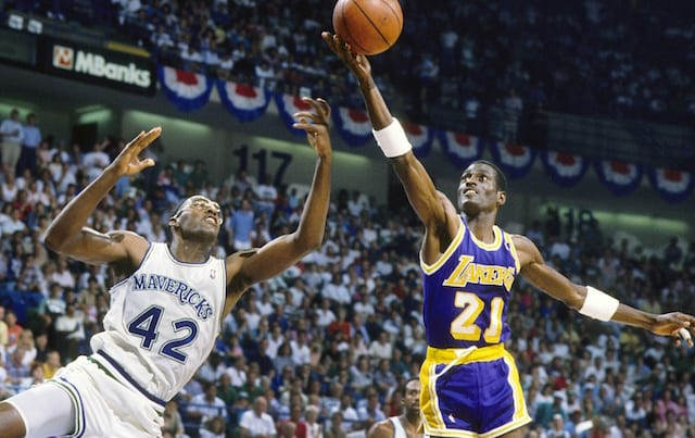 Lakers, Michael Cooper