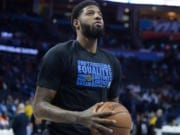 Paul George, Thunder, Lakers