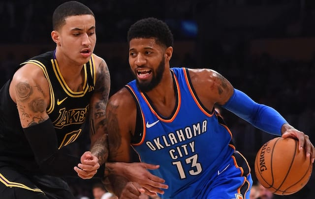 Paul George agrees to deal with Thunder