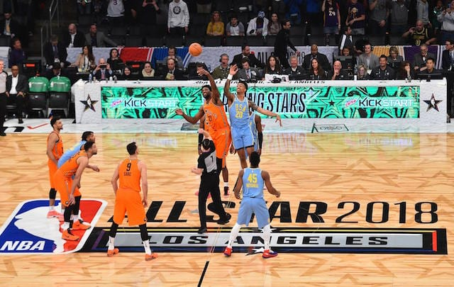 Rising Stars Challenge, Staples Center