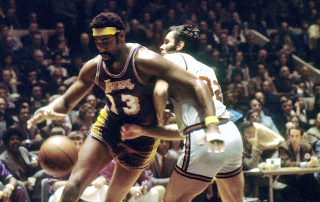 Wilt Chamberlain, Lakers