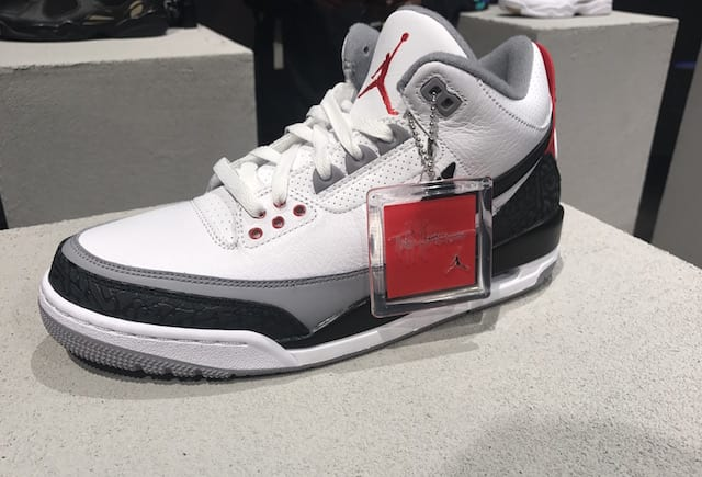 new concept f8dec fe7b7 Tinker Hatfield Sought To Create Unprecedented Shoe With Air Jordan 3