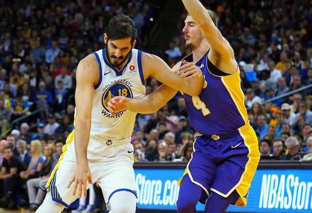 d68ee8e28 Lakers News  Alex Caruso Likely To Re-Join South Bay As Days No Longer  Remain On Two-Way Contract