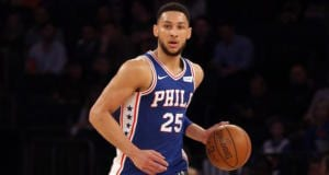 Ben Simmons, Sixers, Lakers